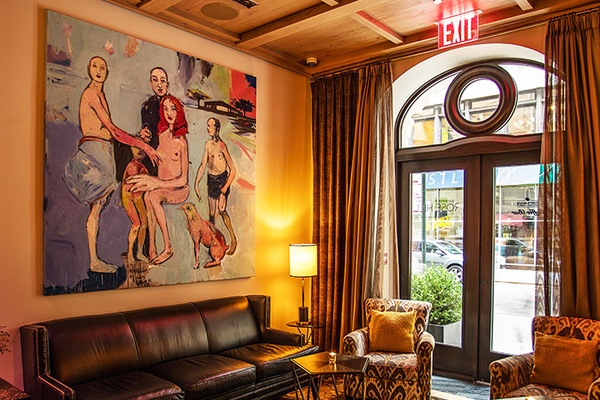 Photo of NYC / Tri-State event space venue Restaurant at Rose Hill's Bar