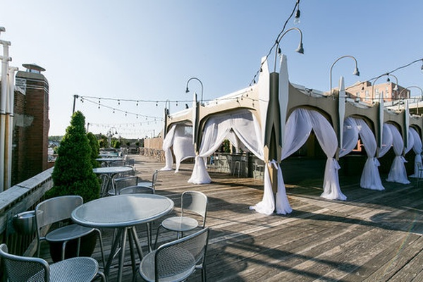 Photo of DC / MD / VA event space venue Clarendon Ballroom's Rooftop