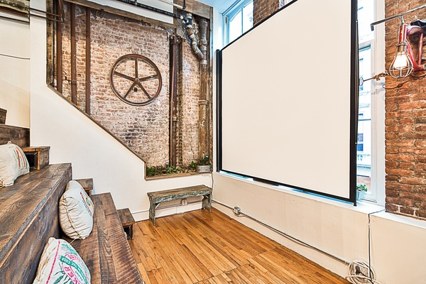 Photo of NYC / Tri-State event space venue The Farm SoHo's Bleechers