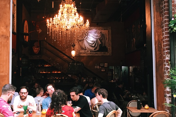 Photo of NYC / Tri-State event space venue Cantina Royal's Main Space