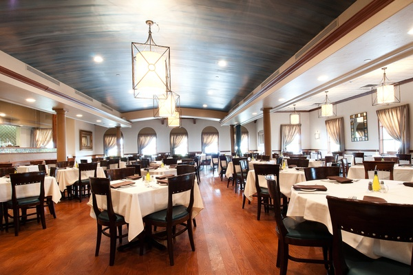Photo of Chicago event space venue Basils Greek Dining's Main Dining Room