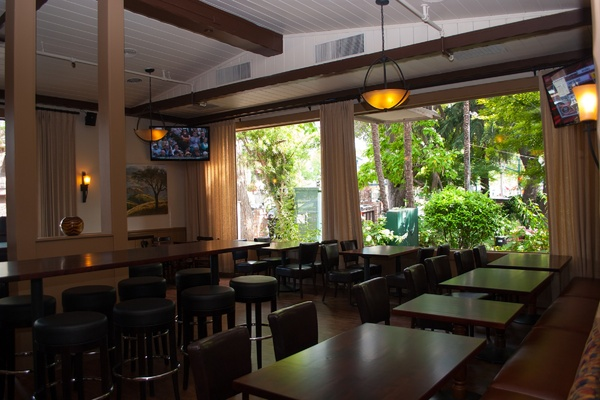 Photo of San Francisco event space venue Handles Gastropub's Garden Room
