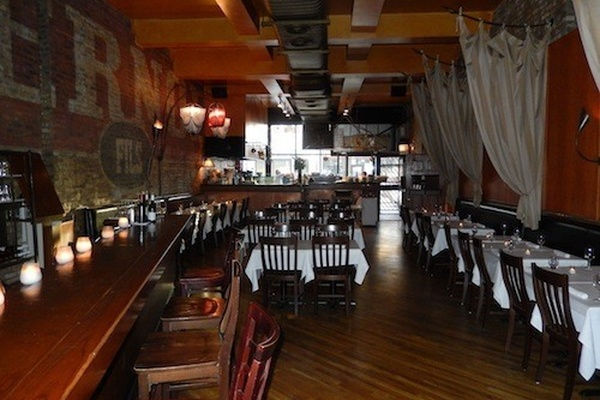 Photo of Chicago event space venue Cafe Absinthe's Full Venue