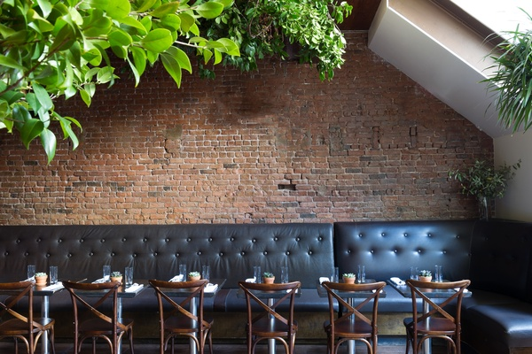 Photo of NYC / Tri-State event space venue Pergola's Main Dining Room Large Party