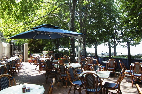 Photo of NYC / Tri-State event space venue Merchants River House's South Terrace
