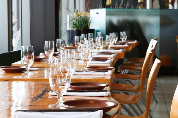 Photo of San Francisco event space venue The Slanted Door's Large Party Reservation in Main Dining Room
