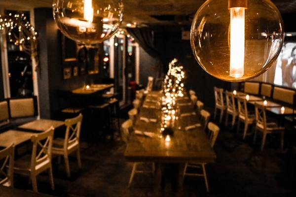 Photo of NYC / Tri-State event space venue Blue Dog Restaurant's Dining Room