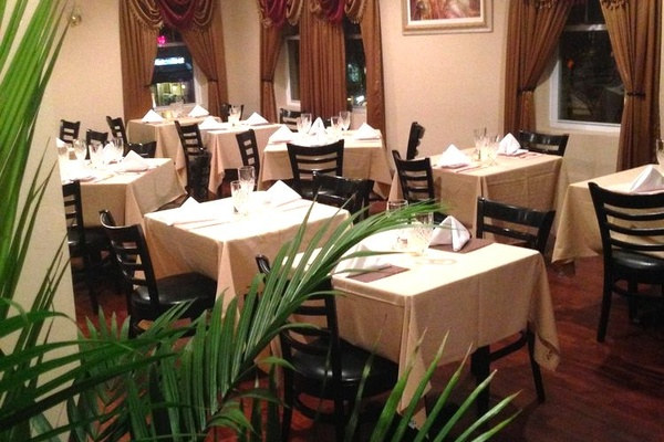 Photo of DC / MD / VA event space venue Cafe of India's Private Dining Room
