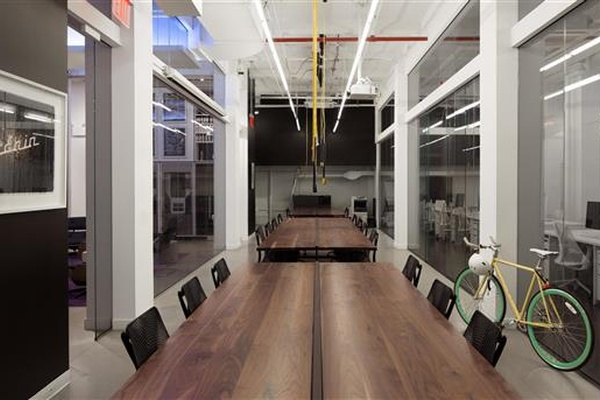 Photo of NYC / Tri-State event space venue Auxiliary Space's Full Venue