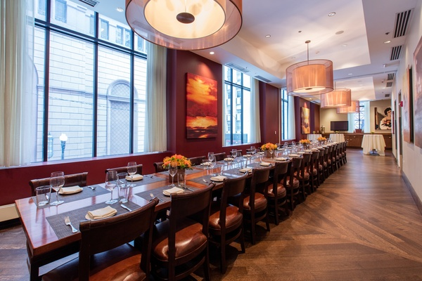 Photo of Chicago event space venue The Florentine's Private Dining Room A & B
