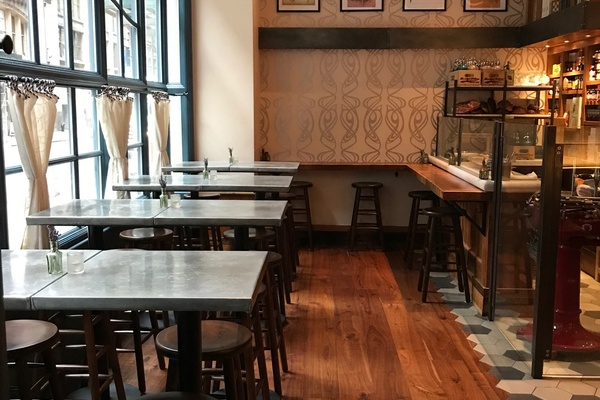 Photo of NYC / Tri-State event space venue Trattoria Italienne's Window Seating - Large Party Reservation