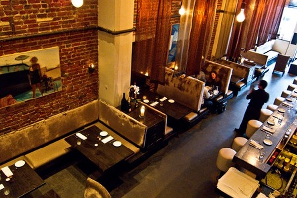 Photo of San Francisco event space venue Oola Restaurant & Bar's Main Space