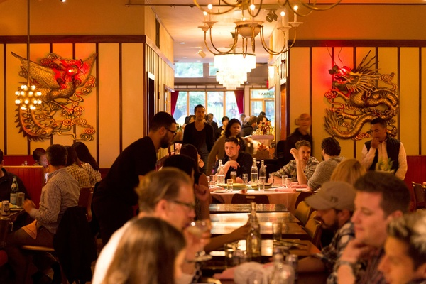 Photo of NYC / Tri-State event space venue Mission Chinese Food's Private Dining Room