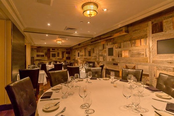 Photo of NYC / Tri-State event space venue Angus Club Steakhouse's Cork Room