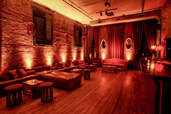 Photo of NYC / Tri-State event space venue Velvet Brooklyn's The Red Room