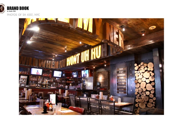 Photo of NYC / Tri-State event space venue Southern Hospitality BBQ (Hell's Kitchen)'s Main Dining Room
