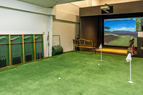 Photo of San Francisco event space venue Relic Golf.com's Main Space