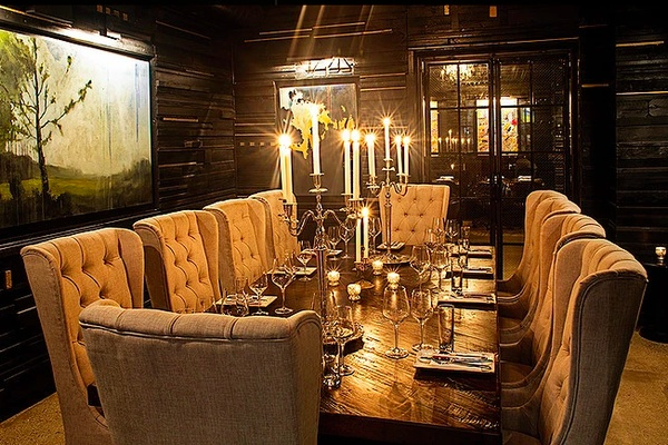Photo of Chicago event space venue Fulton Market Kitchen's Private Dining Room