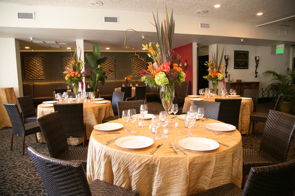Photo of San Francisco event space venue Palacio Restaurant's Main Dining Room