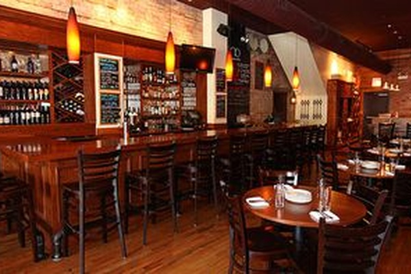 Photo of Chicago event space venue Sono Wood Fired's Front Dining Area