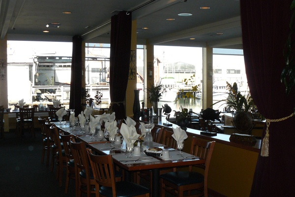 Photo of SF event space venue Castagnolas's Upper Dining Room