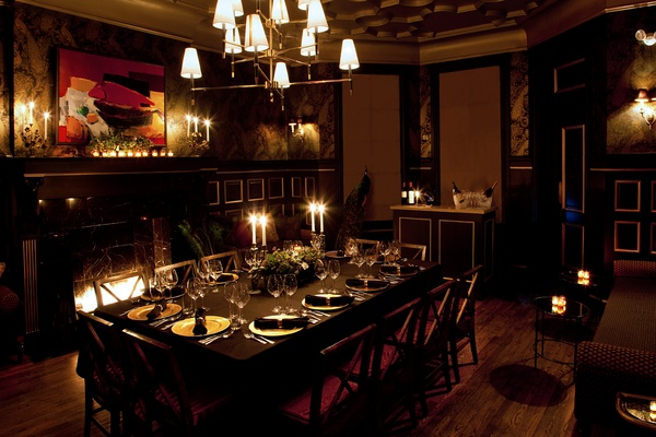 Photo of NYC / Tri-State event space venue The Shakespeare's Peacock Parlor