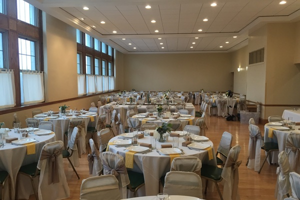 Photo of Chicago event space venue Irish American Heritage Center's Room 311