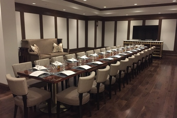Photo of DC / MD / VA event space venue BLT Prime by David Burke at Trump International Hotel's PDR 2 - The Grant Room