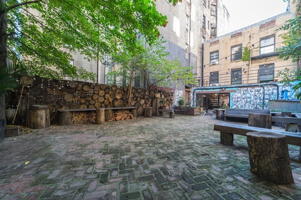Photo of NYC / Tri-State event space venue The Garden at 23 Cleveland Place's The Garden at 23 Cleveland Place
