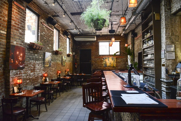 Photo of NYC / Tri-State event space venue Terra Firma's Main Dining Room
