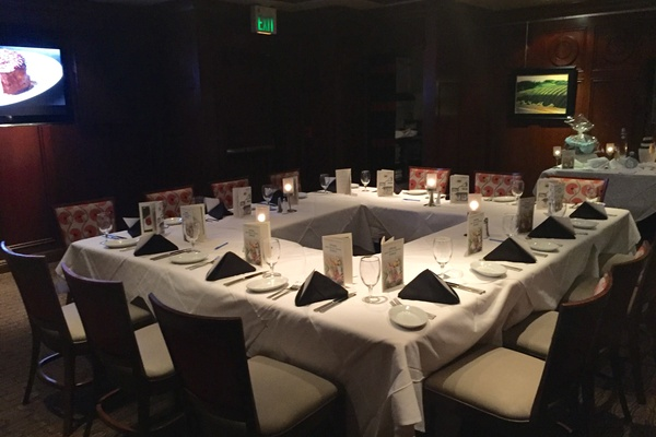 Photo of San Francisco event space venue Ruth's Chris Steak House's Sacramento Room
