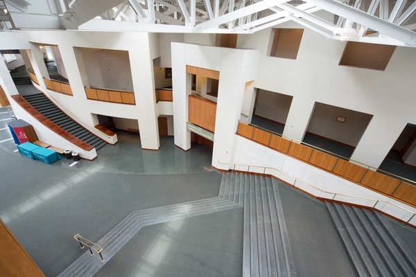 Photo of DC / MD / VA event space venue The Clarice Smith Performing Arts Center's Courtyard