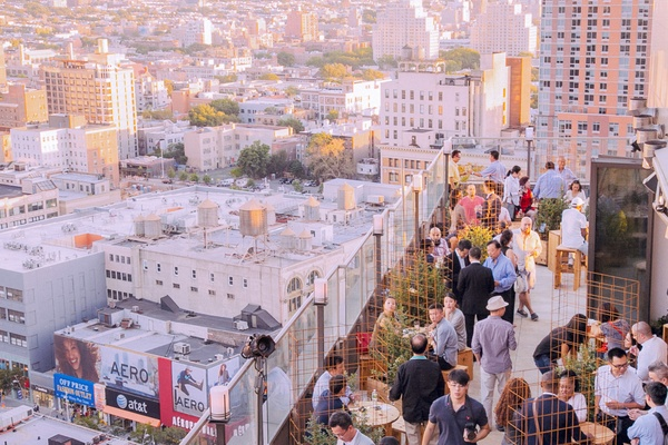 Photo of NYC / Tri-State event space venue Kimoto Rooftop's Kimoto Full Buyout