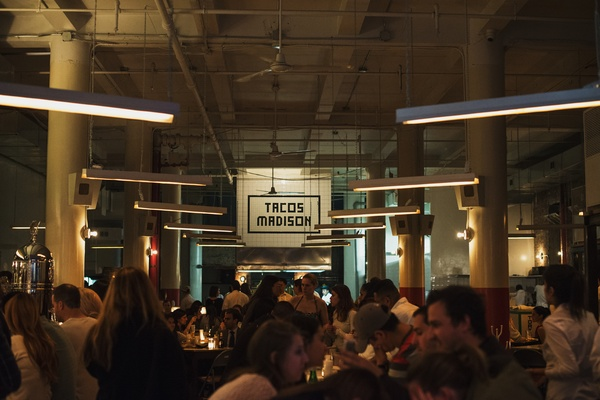 Photo of NYC / Tri-State event space venue Tacombi Flatiron's Tacos Madison