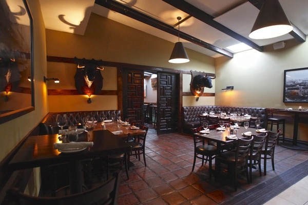 Photo of San Francisco event space venue Stock in Trade's Private Dining Room