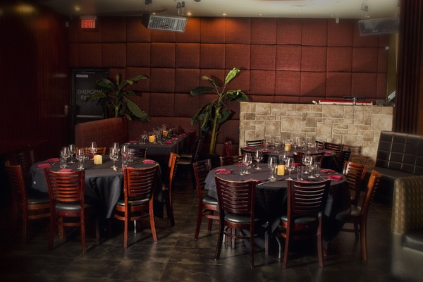Photo of SF event space venue Fahrenheit Restaurant & Lounge's Main Dining Floor/Lower Lounge