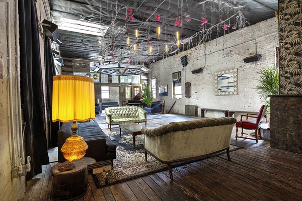 Photo of NYC / Tri-State event space venue Marcy North's Central Beautiful Hand-built Vintage Loft