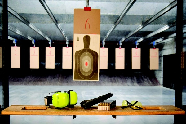 Photo of DC / MD / VA event space venue Silver Eagle Group's Shooting Ranges