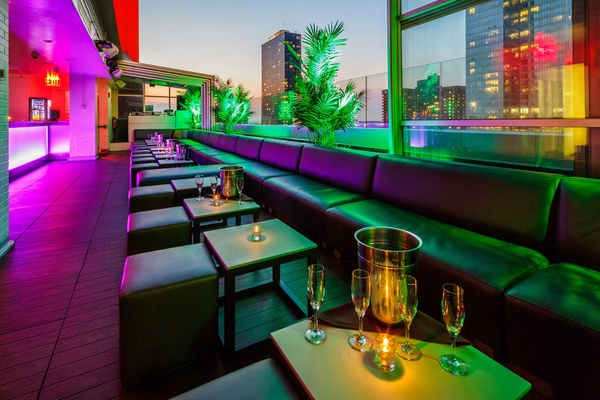 Photo of NYC / Tri-State event space venue Sky Room's North Terrace
