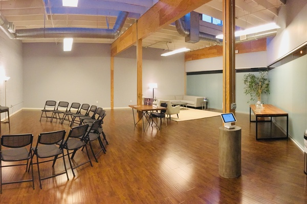 Photo of San Francisco event space venue 1446 Market's The Fishbowl