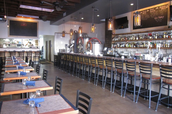 Photo of San Francisco event space venue Southpaw BBQ's Main Space