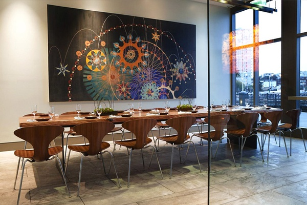Photo of San Francisco event space venue The Slanted Door's Private Dining Room