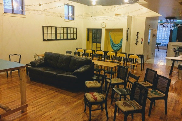 Photo of Chicago event space venue homiey's homiey