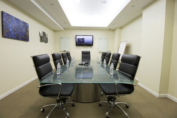 Photo of NYC / Tri-State event space venue Jay Suites Financial District's Financial District Meeting Room A