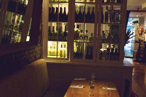 Photo of NYC / Tri-State event space venue Maizal Restaurant's Smaller Dinning Section