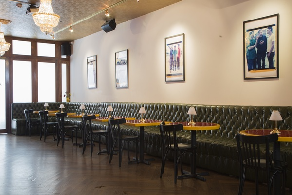 Photo of NYC / Tri-State event space venue San Remo Cafe's Full Venue Buyout