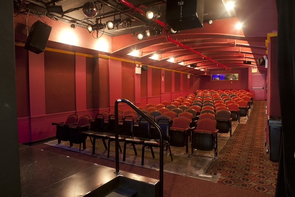 Photo of NYC / Tri-State event space venue Upright Citizens Brigade Theatre - East Village's Main Space