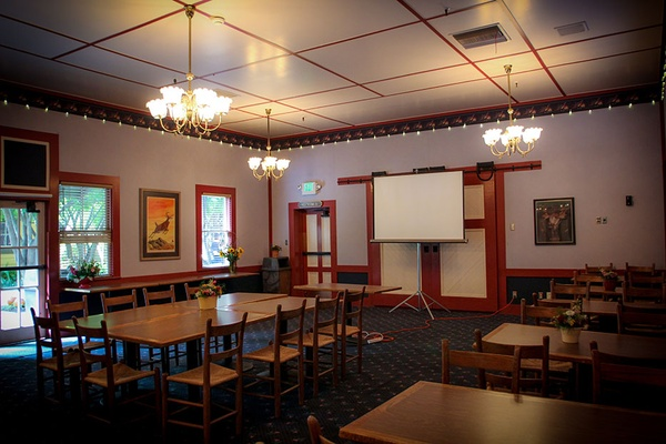 Photo of Bay Area event space venue Winchester Mystery House's The Winchester Room