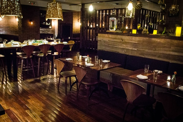 Photo of NYC / Tri-State event space venue Bread & Tulips's Main Restaurant Space