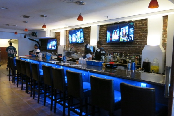 Photo of DC / MD / VA event space venue Parlay Sports Lounge's Dining Room